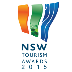 New South Wales Tourism Award 2015